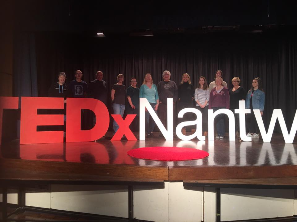 PA Today's owner Pam Allen was involved in TEDx Nantwich